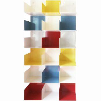 Regalsystem ELMOND - in verschiedenen Farben